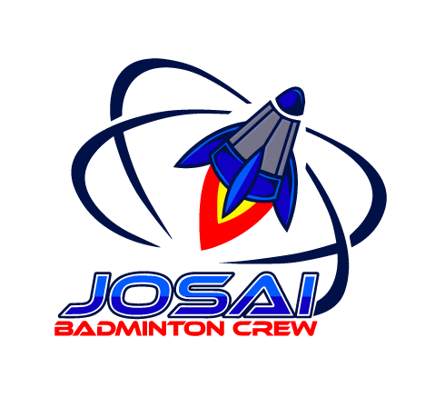 Badminton Team Logo